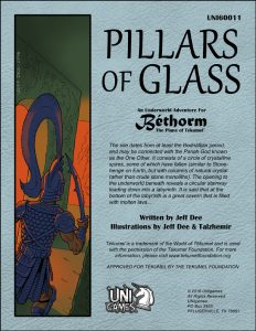 Pillars of Glass Cover Thumb